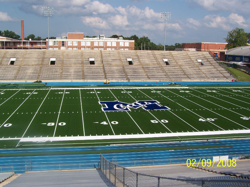 Meridian High School Football Field Renovation | Sur-Line